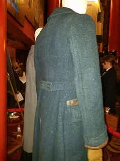 back side costume cosplay newt scamander display coat fantastic beasts