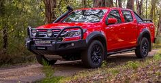 2017 Holden Colorado range lands 5-star ANCAP safety upgrade accessories included - CarAdvice
