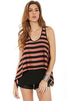 Arris Fashion - Oak Acorn Stripe Top, $30.00 (http://www.arrisfashion.com/oak-acorn-stripe-top/)
