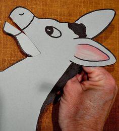 Balaam's Talking Donkey Craft