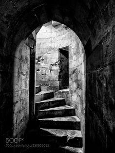 stairs by rosariocorrado