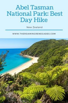 Abel Tasman Day Walks: The Most Incredible Tramp Without A Water Taxi