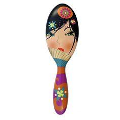 Pylones Designer Girl's / Woman's 'Flamenco Dancer' Hairbrush, 8.5 Inch Hair Brush >>> Visit the image link more details.