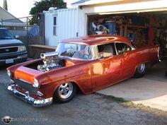 Pro Street 56 Chevy