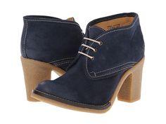 Gabriella Rocha Sivilla Tie Blue Suede - Zappos.com Free Shipping BOTH Ways