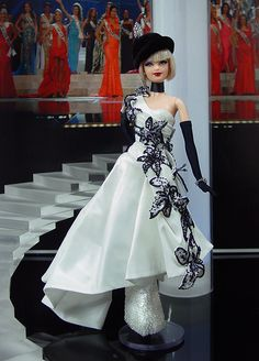 Chic. Ninimomo Miss Mariy El 2011 ooak barbie