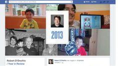 Der #Facebook- #Jahresrückblick sammelt im Idealfall die wichtigsten individuellen Momente in einer Sonder-#Timeline. (Foto: NOZ/Screenshot Facebook Newsroom) Mehr zu dem Thema auf www.noz.de/artikel/434858