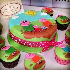 Cakes peppa pig