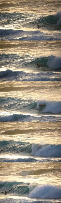 SEQUENCE | Body Boarder at Sandy Beach, Hawaii Kai, Oahu