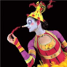 fer Circus Acts, Fairy Tales, Princess Zelda, Photography, Fictional Characters, Image, Make Up, Cirque Du Soleil, Iron