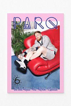PARQ Magazine issue 41 on Behance