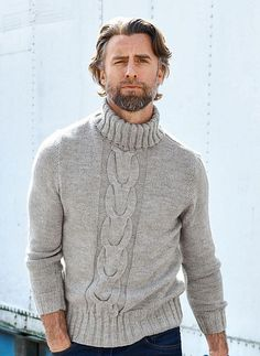 Men's knitted sweater Turtleneck knit pullover Vintage hand knitted men sweater Cable men knit jumper Grey fisherman sweater Boyfriend gift Record of Knitting Wool spinning, weaving and stitching jobs such as for example BC. While decades, even thoug. Knitting Wool, Sweater Knitting Patterns, Mens Knit Sweater Pattern, Pullover Hoodie, Men Sweater, Jumpers, Turtle Neck, Llbean, Weave