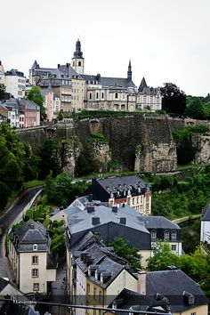 #luxembourg #luxembourg city...Smallest,cutest, country I ever visited...Like it : )