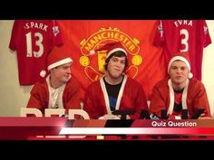 """Red Talk Episode """"A Very Carrick Christmas"""" 16    (Manchester United). . http://www.champions-league.today/red-talk-episode-a-very-carrick-christmas-16-manchester-united/.  #13 #bebe #chat #Christmas #ep #ep6 #episode #four #gabby #gabriel #man #manchester #manutd #number #obertan #red #redtalk #redtalktube #show #squiddy #talk #united #utd"""