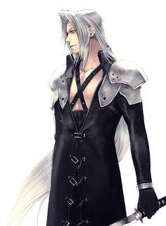 Asa Kimino uploaded this image to 'Final Fantasy VII/Sephiroth'.  See the album on Photobucket.