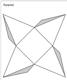3D shape nets--FREE! From the simple cube to the complex