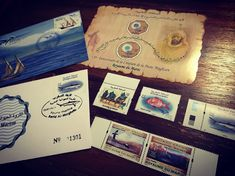 Set of stamps from Morocco! Welcome to my stamps collection!