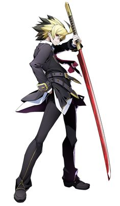 Hyde from BlazBlue: Cross Tag Battle