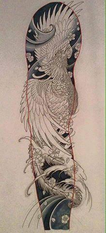 Beautiful arm piece #TattooDesignsArm #AwesomeTattooIdeas