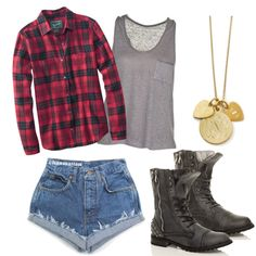 """""""Hipster Grunge"""" by blabsalot on Polyvore"""