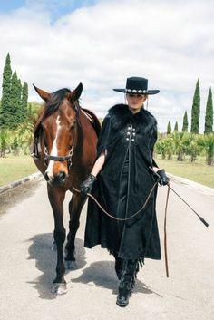 Double D Ranch Wear : C2421Cape Rebenque