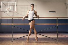 Misty Copeland ballet under armour campaign - Ellehttp://www.elle.com/misty-copeland-ballet-under-armour?src=email