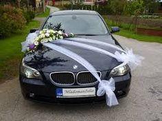 como decorar en coche de novias - Buscar con Google