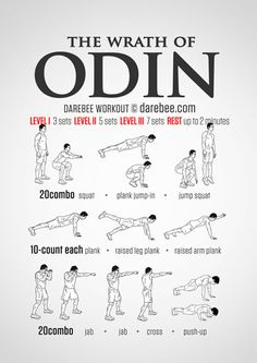 Odin Workout | Posted By: NewHowToLoseBellyFat.com
