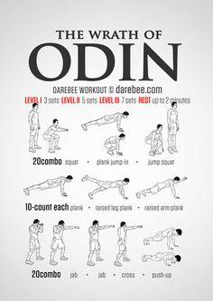 Odin Workout