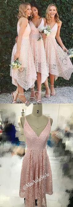 Tea Length Spaghetti Straps Lace Bridesmaid Dress Vintage Bridesmaid Dresses, Wedding Dresses, Blue Lace, Navy Blue, Blue Wedding, Dream Wedding, Quinceanera Dresses, Tea Length, Shorts