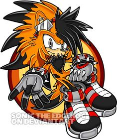 Sonic Dash, Sonic And Amy, Sonic Fan Characters, Cartoon Characters, Shadow The Hedgehog, Sonic The Hedgehog, Character Creation, Character Design, Channel Art