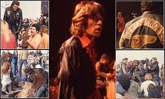 Inside the deadly Rolling Stones' concert at Altamont
