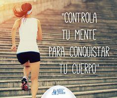 Tu mente el arma poderosa para el cambio. #Fitness #Frases #Motivación #inspiración