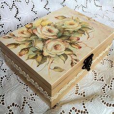 Krabička divé ruže