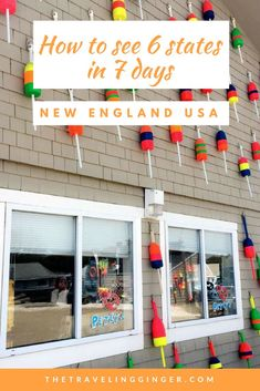 How to road trip Six states in Seven days in New England USA. Road trip through Vermont, Maine, New Hampshire, Connecticut, Rhode Island and Massachusetts in six days. Explore all of the North Eastern USA in a week.Do a New England Road trip. Pin this New England Road Trip Itinerary #usaroadtrip#newengland#newenglandroadtrip