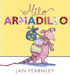 Milo Armadillo by Jan Fearnley - He's not the pink fluffy rabbit, and cannot play music like the rabbit does. will the little girl accept how the armadillo really is? Social Emotional Development, Social Emotional Learning, Social Skills, Character Development, Social Work, Books To Read, My Books, Reading Books, Animal Books