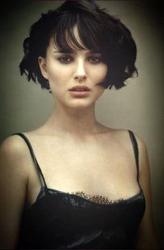 Natalie Portman by Annie Leibovitz