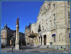 Kungliga Dramatiska Teatern - stockholm