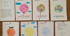 ένα ιστολόγιο αφιερωμένο στα παιδιά Preschool Math, In Kindergarten, Maths, Diy And Crafts, Shapes, Teaching, Blog, Mailbox, School Ideas
