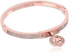 Michael Kors Fulton Hinge Bangle Bracelet...