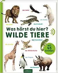Unsere beiden lieben das Buch, die Sounds sind toll, nicht zu lange und alle echt und alles schöne Fotos von den Tieren. Poetry Art, Rhinoceros, Scary Stories, Lynx, Motor Skills, Habitats, This Book, Animals, Handmade Crafts