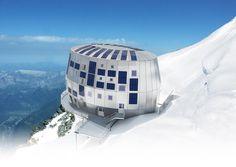 Gouter, Mont Blanc