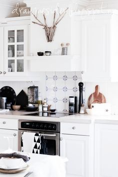 Great scandinavian kitchen - Draumesidene