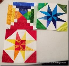 Quiltville's Quips & Snips!!: Smith Mountain Morning in Alabama!