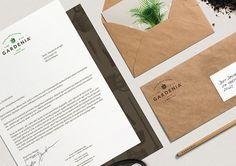G A R D E N I A Plant Nursery Brand Identity Design By Luca Fontana |