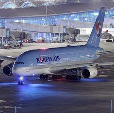 Korean Air Airbus A380-861