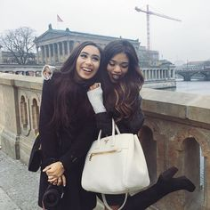   besties who travel the world together stay together ❤️❤️ tag your bestie