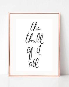 Printable Wall Art Prints, Instant Download Printable Art,Printable Quotes,Digital Print,Digital Dow Printable Quotes, Printable Wall Art, Digital Wall, Digital Prints, Modern Framed Art, Inspirational Wall Art, As You Like, Captions, Wall Art Prints