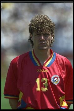Portrait of Tibor Selymes of Romania before the start of the game against Sweden during the World Cup Finals in the USA Consigue fotografías de noticias de alta resolución y gran calidad en Getty Images Classic Football Shirts, World Cup Final, Sport Icon, Finals, Portrait, People, Sweden, God, 1990s