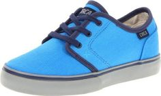 C1RCA Drifter Skate Shoe (Toddler/Little Kid/Big Kid) C1RCA. $39.99. Made in China. Cotton Canvas and Cotton Twill. Rubber sole